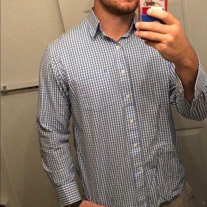 Izod Baby blue dress shirt